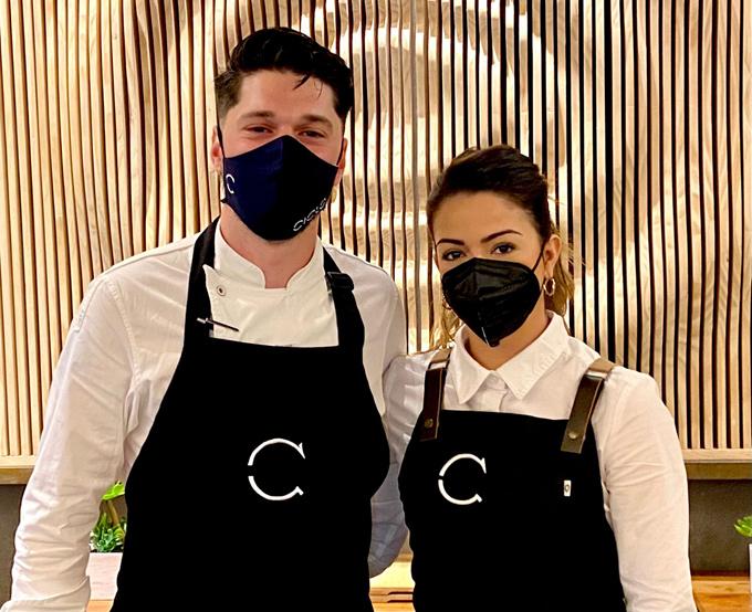 Candidatos a Cocinero Revelación de Madrid Fusión 2021