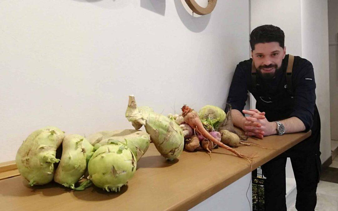 Luis Callealta, de Ciclo Restaurante, nominado a Cocinero Revelación en Madrid Fusión